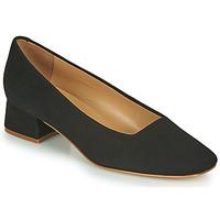 Pantofi Femei Balerin și Balerini cu curea JB Martin CATEL Negru