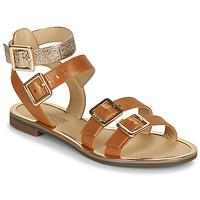 Pantofi Fete Sandale  JB Martin 1GAPI Maro
