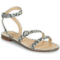 Pantofi Fete Sandale  JB Martin 1GILANA Alb