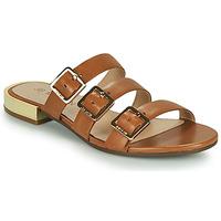 Pantofi Femei Papuci de vară JB Martin BEKA Maro