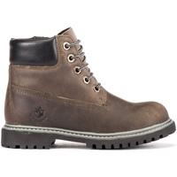 Pantofi Copii Ghete Lumberjack SB00101 016 H01 Maro