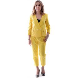 Îmbracaminte Femei Costume Fracomina FR20SP090 Galben