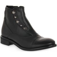 Pantofi Femei Botine Priv Lab 3135 SQUAMA NERO Nero