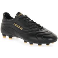 Pantofi Bărbați Fotbal Pantofola d'Oro SUPERSTAR LC CANGURO NERO PU Nero