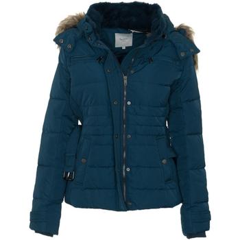 Îmbracaminte Femei Geci Parka Pepe jeans CARRIE PL401690 ETON BLUE Azul