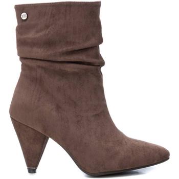 Pantofi Femei Botine Xti 35094 TAUPE Marrón claro
