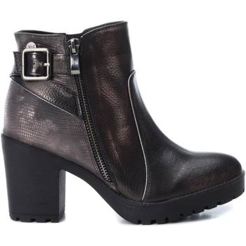 Pantofi Femei Botine Xti 48608 PLOMO Gris oscuro