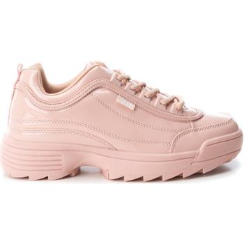 Pantofi Femei Pantofi sport Casual Xti 48657 NUDE Rosa