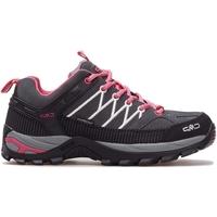 Pantofi Femei Trail și running Cmp Rigel Wmn WP Gri, Roz, Grafit