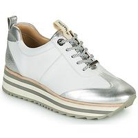Pantofi Femei Pantofi sport Casual JB Martin 4CANDIO Argintiu / Alb