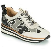 Pantofi Femei Pantofi sport Casual JB Martin 4CASSIE Gri / Negru