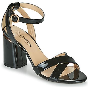 Pantofi Femei Sandale  JB Martin KIMOE Negru