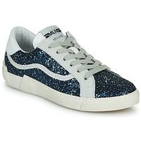 Pantofi Femei Pantofi sport Casual Meline NKC1395 Albastru