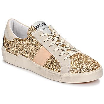 Pantofi Femei Pantofi sport Casual Meline NKC1381 Auriu