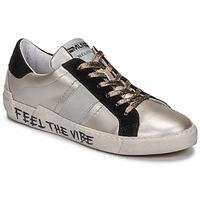 Pantofi Femei Pantofi sport Casual Meline NK1382 Bronz / Negru