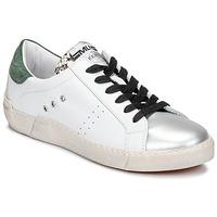 Pantofi Femei Pantofi sport Casual Meline NKC1392 Alb / Verde