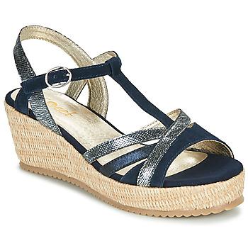 Pantofi Femei Sandale  Sweet ESNOU Albastru