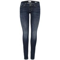 Îmbracaminte Femei Jeans skinny Only ONLCAROL LOW 15182381 albastru