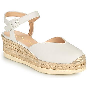 Pantofi Femei Sandale  Unisa CEINOS Alb