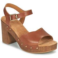 Pantofi Femei Sandale  Unisa TACO Camel