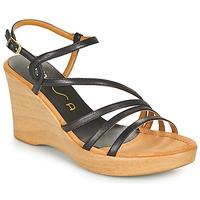 Pantofi Femei Sandale  Unisa RABAL Negru