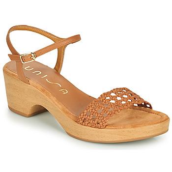 Pantofi Femei Sandale  Unisa ILOBI Camel