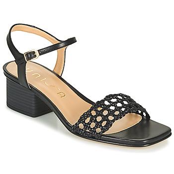 Pantofi Femei Sandale  Unisa KEMPIS Negru