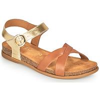Pantofi Femei Sandale  Unisa CINCEL Camel