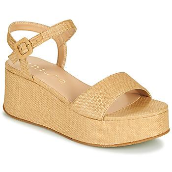 Pantofi Femei Sandale  Unisa LAIKI Bej
