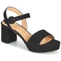 Pantofi Femei Sandale  Unisa NENES Negru