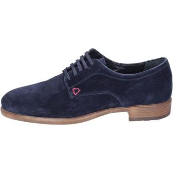 Pantofi Bărbați Pantofi Derby Triver Flight BK951 Albastru