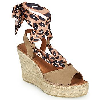 Pantofi Femei Sandale  Fericelli SERRAJE Maro