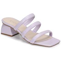 Pantofi Femei Papuci de vară Fericelli TIBET Violet