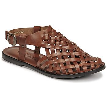 Pantofi Femei Sandale  Fericelli ONUOVO Camel
