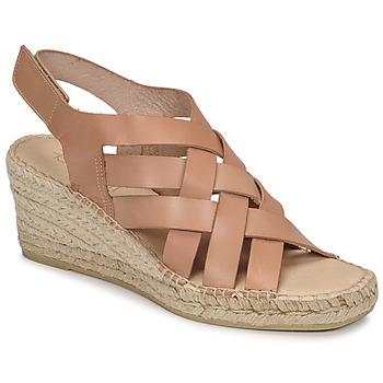 Pantofi Femei Sandale  Fericelli ODALUMY Nude