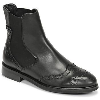 Pantofi Femei Ghete Fericelli CRISTAL Negru