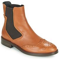 Pantofi Femei Ghete Fericelli CRISTAL Camel