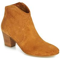 Pantofi Femei Botine Fericelli CROSTA Taupe