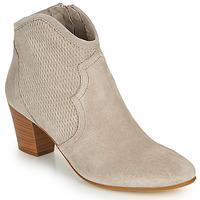 Pantofi Femei Botine Fericelli CROSTA Camel