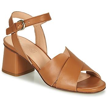 Pantofi Femei Sandale  Fericelli ONAPA Camel