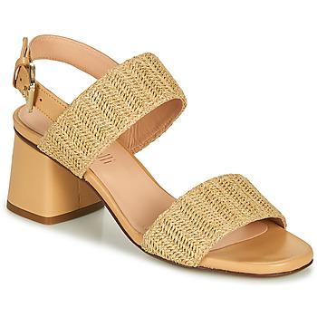 Pantofi Femei Sandale  Fericelli MARRAK Bej