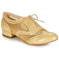 Pantofi Femei Pantofi Oxford Fericelli ABIAJE Galben