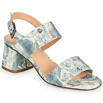 Pantofi Femei Sandale  Fericelli MARRAK Albastru