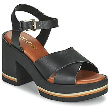 Pantofi Femei Sandale  Sweet Lemon LUPOLE Negru