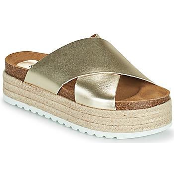 Pantofi Femei Papuci de vară Sweet Lemon NINON Argintiu