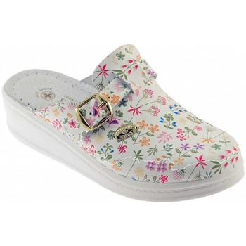 Pantofi Femei Papuci de vară Sanital  Multicolor
