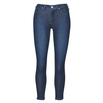 Îmbracaminte Femei Jeans skinny Lee SCARLETT WHEATON Albastru
