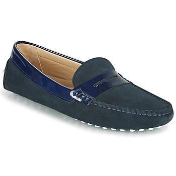 Pantofi Fete Balerin și Balerini cu curea JB Martin 1TABATA Albastru