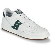 Pantofi Bărbați Pantofi sport Casual Saucony JAZZ COURT Alb / Verde