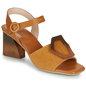 Pantofi Femei Sandale  Hispanitas SANDY Maro
